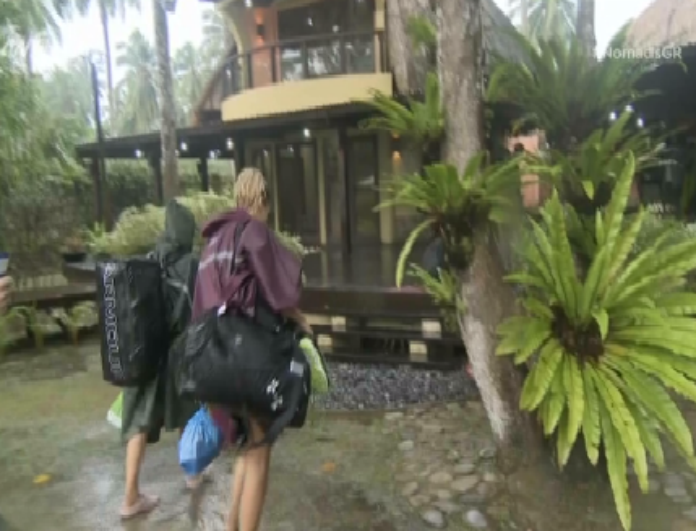Nomads : Θα πάθετε πλάκα με τη βίλα μέσα στη ζούγκλα που θα μένουν οι παίκτες της φωτιάς (διάσημοι)... (Β