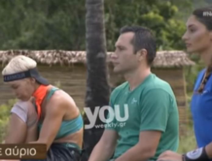 Nomads: Απίστευτη ανατροπή στο σημερινό επεισόδιο! Ποιος παίκτης αποχωρεί; (βίντεο)