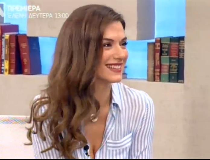 Βάσω Λασκαράκη: Η πρώτη της τηλεοπτική εμφάνιση μετά τον χωρισμό από τον Γιάννη Τσιμιτσέλη!