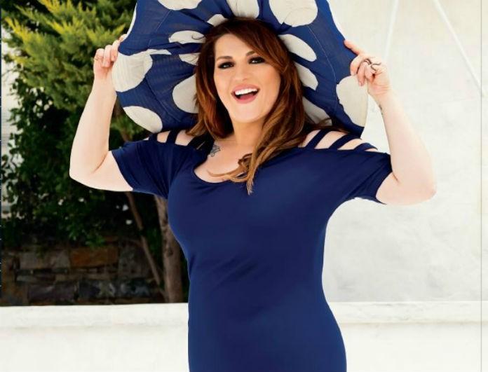 Η θαυματουργή δίαιτα της Κατερίνας Ζαρίφη: Πώς έχασε 20 κιλά σε 8 μήνες