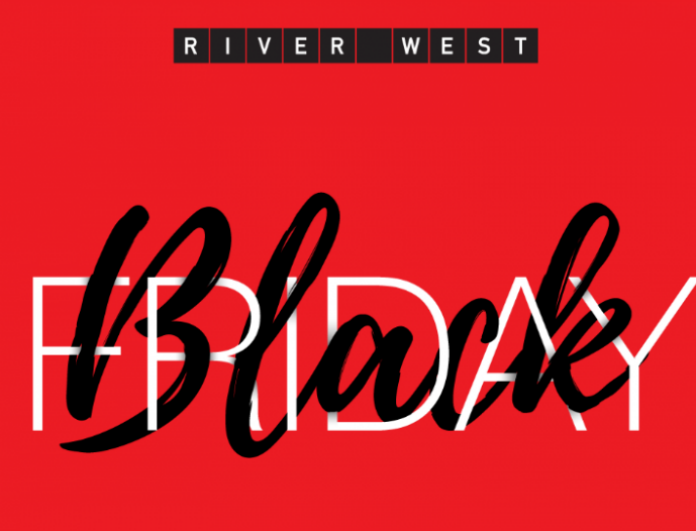 Black Friday στο RIVER WEST! - FASHION NEWS - YOU WEEKLY a6170ba5772