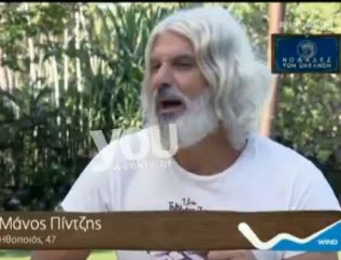 Nomads: Τα καρφιά του Μάνου Πίντζη για τον Ζαμπίδη και την υποψηφιότητά του: