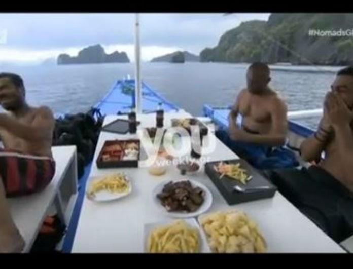 Nomads: Απίστευτος ο Μαυρίδης! Η φάρσα σε Κατσινόπουλο-Αναδιώτη που θα σας κάνει να κλάψετε από τα γέλια! (Βίντεο)