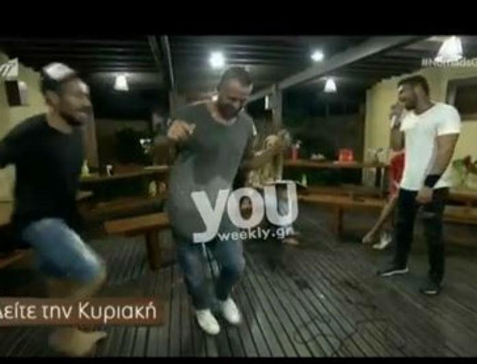 Nomads trailer: Το τελευταίο πάρτι στη βίλα! Το καραόκε, οι ξέφρενοι χοροί και η διεκδίκηση των δέκα χιλιάδων ευρώ!(Βίντεο)