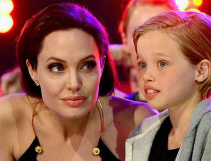 Angelina Jolie-Brad Pitt: Οι πρώτες φωτογραφίες μετά το ατύχημα της κόρης τους!