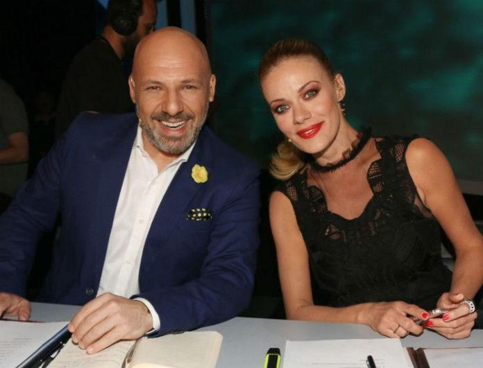 Νίκος Μουτσινάς - Ζέτα Μακρυπούλια: Η επίσημη φωτογράφισή τους για το νέο σόου του ΑΝΤ1!