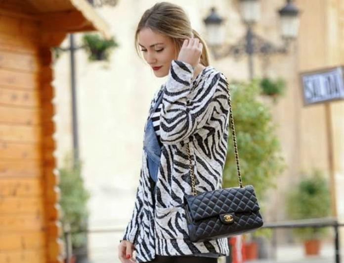 Zebra prints: Βρήκαμε οικονομικά κομμάτια που όμως δεν φαίνονται φθηνά!