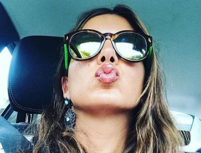 Η εντυπωσιακή πρώτη εμφάνιση της Σταματίνας Τσιμτσιλή στο Happy Day για το 2018! Όλες οι λεπτομέρειες για το λουκ της…