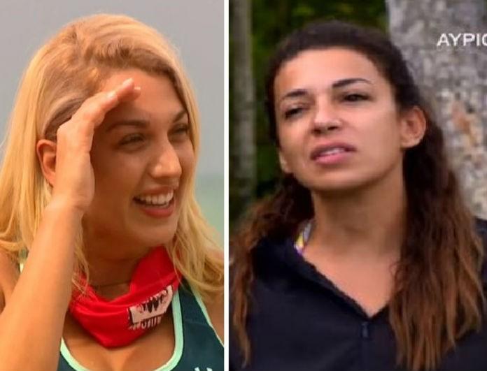 Αποκλειστικό! Survivor: Τα κλάματα της Σπυροπούλου, τα νεύρα, οι απειλές και η κόντρα με την Χατζίδου! Καυτό παρασκήνιο!