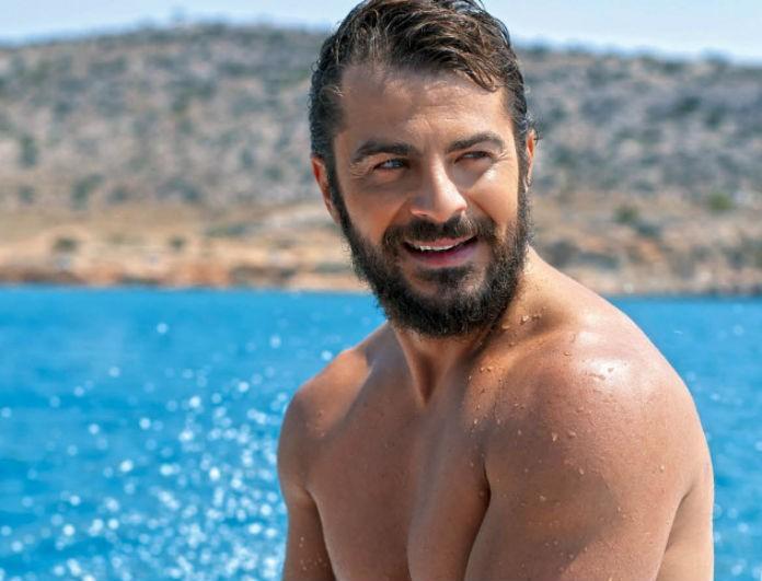Γιώργος Αγγελόπουλος: Οι πρώτες εικόνες από τα γυρίσματα για το