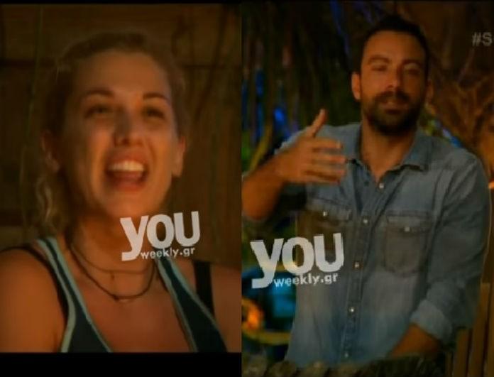 Survivor: Ο χλευασμός του Τανιμανίδη στην Σπυροπούλου και η ανθρωποφαγία! Το bullying για λογαριασμό της τηλεθέασης!