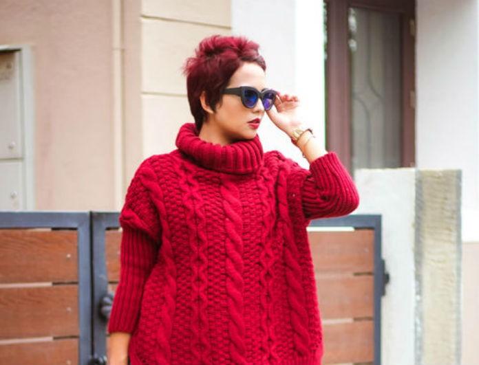 Αυτό είναι το οικονομικό Mango πουλόβερ που αγοράζουν όλες οι fashion editors