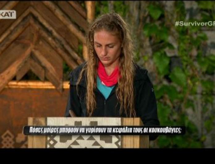 Survivor 2: Το μήνυμα της Δαλάκα που μας άφησε άφωνους! «Μου λείπεις....» Σε ποιον αναφέρεται;