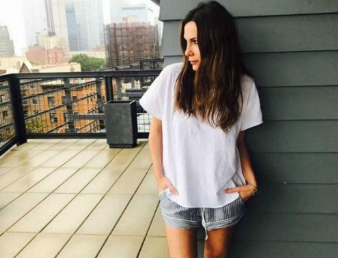 Δέσποινα Βανδή: Η ολόσωμη φόρμα της που κρύβει ατέλειες έγινε sold out