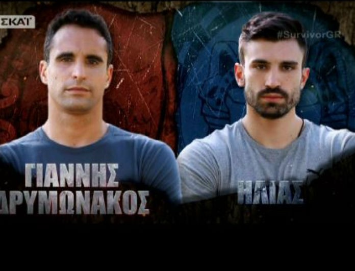 Survivor 2: Κύριος με Κ κεφαλαίο ο Δρυμωνάκος! Δείτε τι έκανε σήμερα στο παιχνίδι! (Βίντεο)