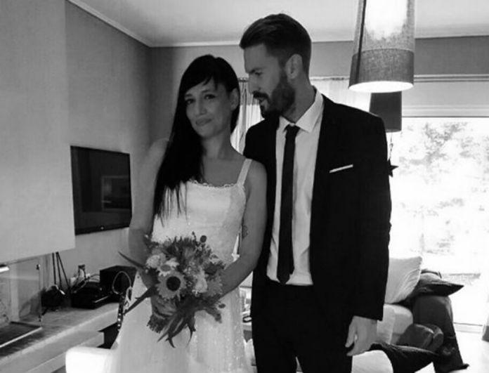 Αθηναΐς Νέγκα: Ρομαντικό ραντεβού με τον σύζυγό της! Η έξοδος... για δύο λίγο πριν γεννήσει!