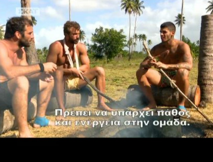 Survivor 2: Απίστευτη πρόκληση από τους Μαχητές! Ποιον παίκτη των Διασήμων θάβουν! (Βίντεο)