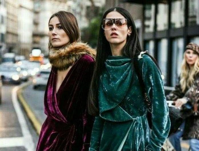 Βελούδινο φόρεμα: Πώς να το φορέσεις σαν σωστή blogger; Το Youweekly.gr ξέρει