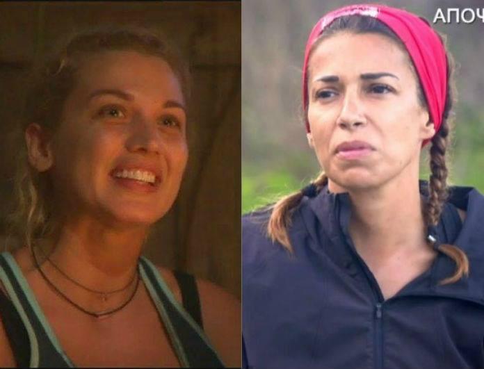 Survivor 2 -Παρασκήνιο: Γιατί η Σπυροπούλου έλεγε στην Χατζίδου να τα πει μπροστά στην κάμερα; Τι έχει γίνει από πίσω που δεν γνωρίζουμε;