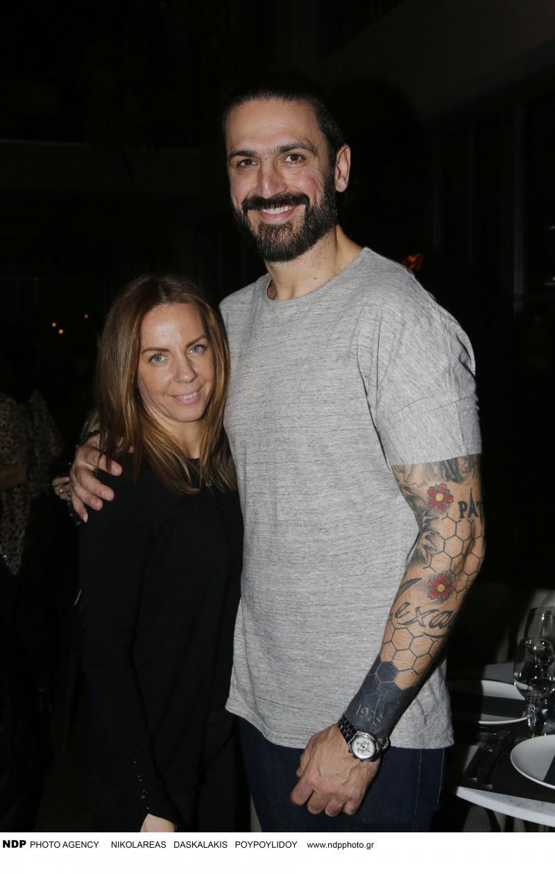 Έκπληξη! Το νέο ζευγάρι της ελληνικής showbiz! Συνεργάτης της Σκορδά ... 1d9215bae97