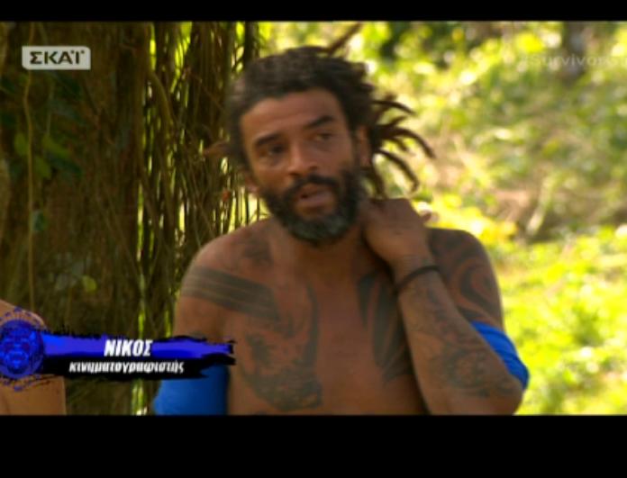 Survivor 2: Η προσβλητική ατάκα του Νίκου Θωμά για τους Διάσημους! Πήγε να τους ξεφτιλίσει αλλά ξεφτίλισε τον εαυτό του (Βίντεο)