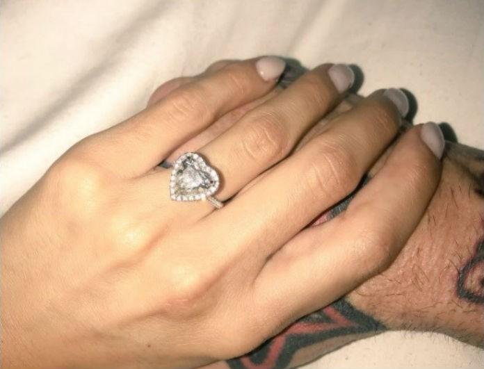 Γάμος στο showbiz! Της έκανε πρόταση γάμου ανήμερα του Αγ. Βαλεντίνου - Η ανακοίνωση στα social media