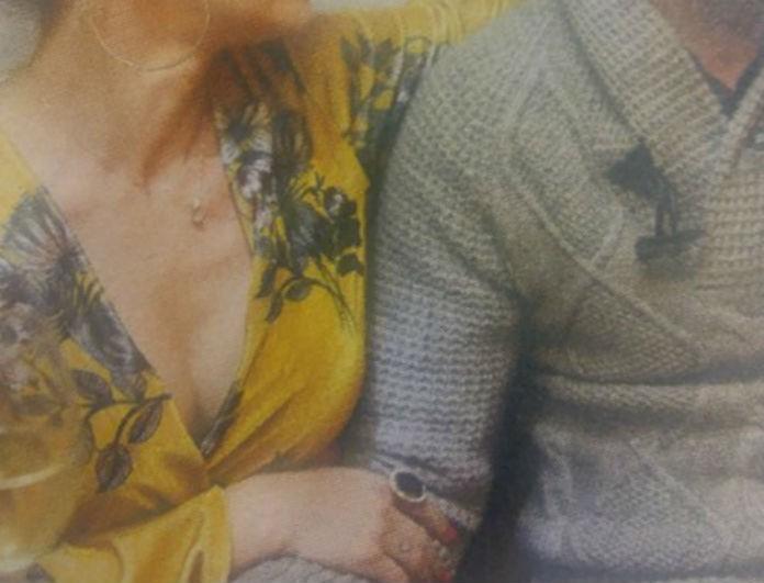Τέλος το κρυφτούλι! Σπάνια δημόσια εμφάνιση για αγαπημένο ζευγάρι της ελληνικής showbiz...