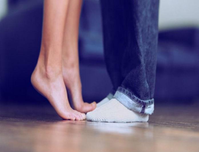 6 σωτήρια tips για κάθε «μικροσκοπική» κοπέλα που θέλει να φιλήσει το ψηλό αγόρι της!