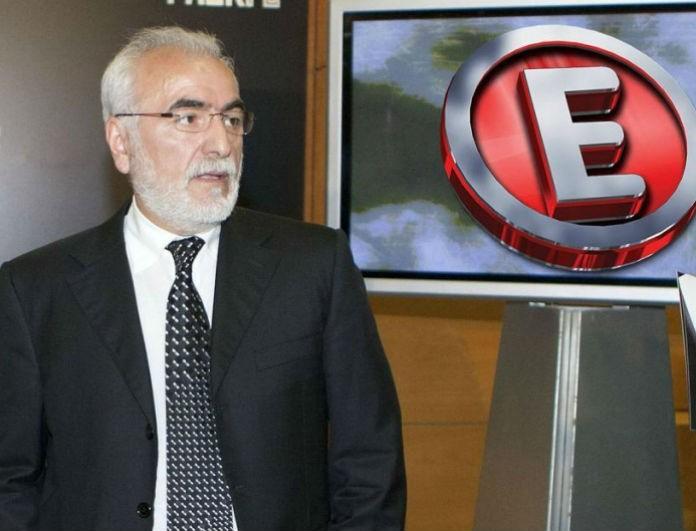 Ο τυφώνας Σαββίδης τα αλλάζει όλα στο Epsilon! H νέα ανατροπή που θα φέρει σαραντάρια σε τηλεθέαση!