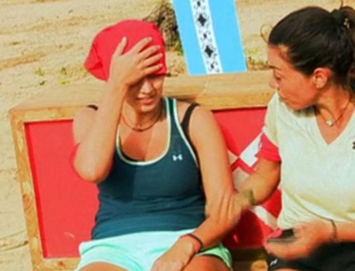 Αποκλειστικό! Survivor 2: Το λιποθυμικό επεισόδιο της Σπυροπούλου και η σκηνή που έκοψαν στο μοντάζ! Η εντολή του Τούρκου για την παρουσιάστρια...
