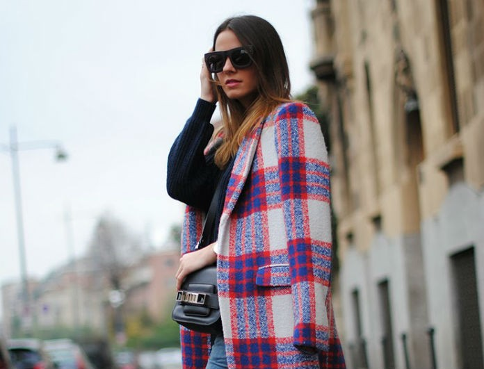 Kαρό παλτό: Κομμάτια για να το συνδυάσεις και να μην θυμίζεις κλόουν!