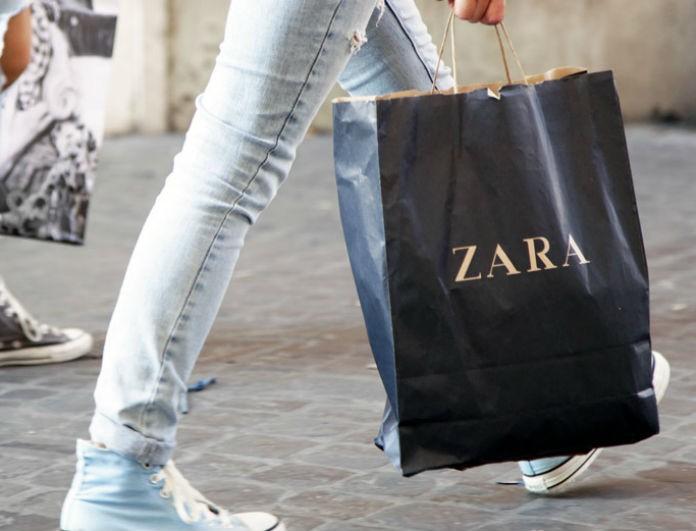 Η Ζara φούστα που είναι το πιο hot trend της σεζόν! Κοστίζει κάτω από 10 ευρώ και βγήκε ήδη sold out!