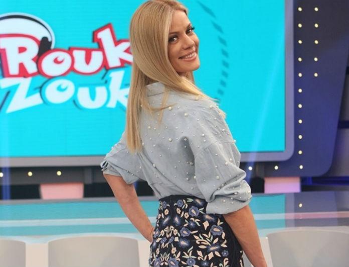 Αγίου Βαλεντίνου: Η Ζέτα Μακρυπούλια φόρεσε το απόλυτο outfit για την ημέρα! Που μπορείς να το βρεις και πόσο κοστίζει!