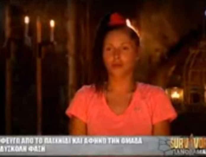 Survivor 2: Οι πρώτες δηλώσεις της Ξένιας μετά την αποχώρησή της από το παιχνίδι! (Βίντεο)