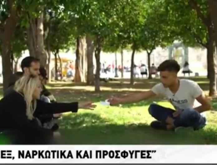 «Σ*ξ, ναρκωτικά και πρόσφυγες» - Συγκλονίζει το ντοκιμαντέρ του τηλεοπτικού δικτύου Russia Today στην Ελλάδα!