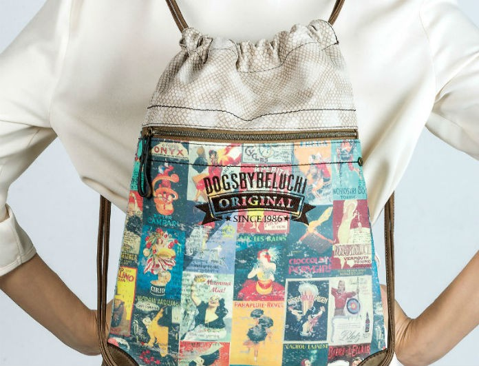 Σούπερ διαγωνισμός! 23 τυχεροί θα κερδίσουν από μία τσάντα SCHOLART – DOGS BY BELUCHI