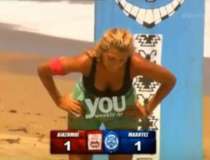 Survivor 2: Το Twitter κράζει την Σπυροπούλου που βαριέται να αγωνιστεί: