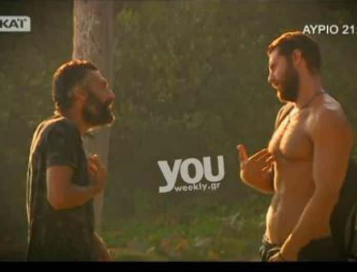 Survivor 2: Άστραψε και βρόντηξε ο Νάσος Παπαργυρόπουλος! Το άγριο ξέσπασμα και οι ατάκες κόλαφος! Σε ποιον τις είπε; (Βίντεο)