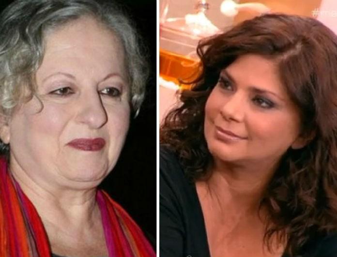 Η Βάσια Παναγoπούλου καρφώνει την Ελένη Γερασιμίδου για το θέατρο Χυτήριο! Οι ατάκες γεμάτες φαρμάκι που θα συζητηθούν!