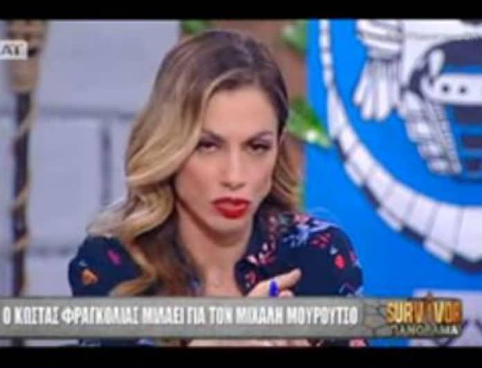 Survivor Πανόραμα: Η Ντορέττα για την συμπεριφορά του Μουρούτσου στη Σπυροπούλου! «Έχει επιβεβαιώσει από τέσσερις υποψηφιότητες...»
