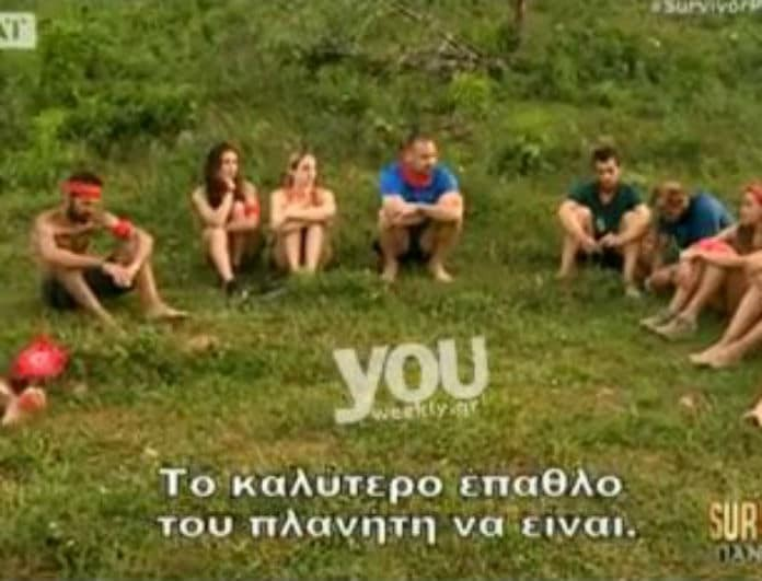 Survivor 2: Τα πλάνα που διέρρευσαν από το επεισόδιο!