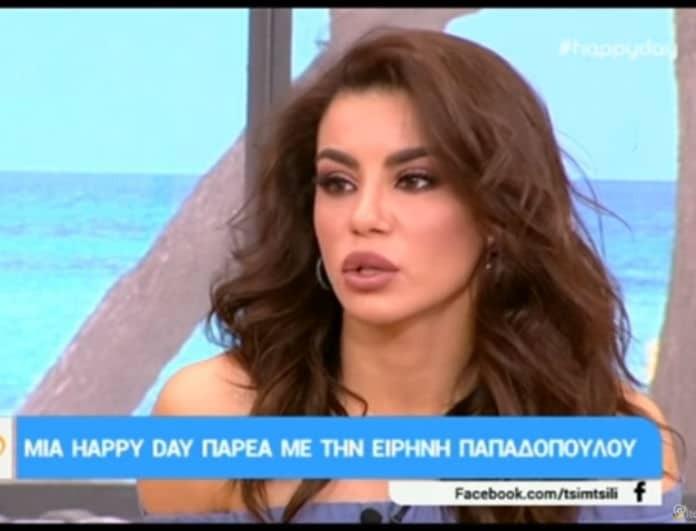 Είρηνη Παπαδοπούλου: Παραδέχθηκε on air τον χωρισμό της με τον Πηλαδάκη! Έχει νέα σχέση και δεν το κρύβει!