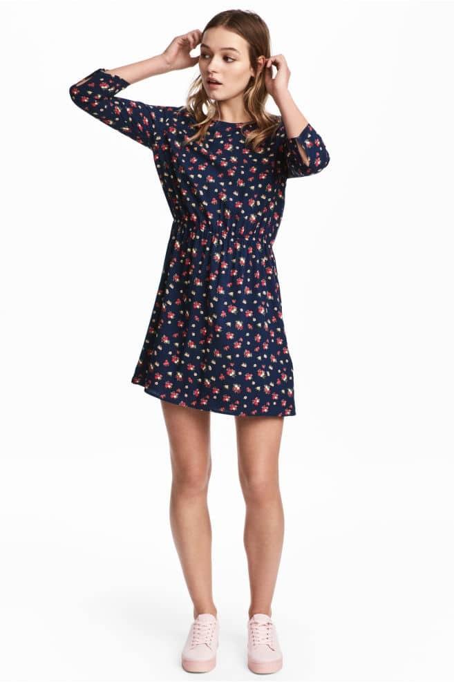 H M  Το οικονομικό floral φόρεμα της Ελένης Μενεγάκη! - Πως να ... 7d446a6a5fa