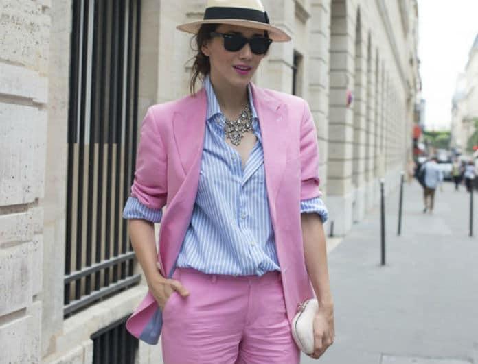 Casual smart look: Φόρεσε το κουστούμι σου αλλιώς. Πως να υιοθετήσεις την τάση της σεζόν χωρίς να δείχνεις αυστηρή!