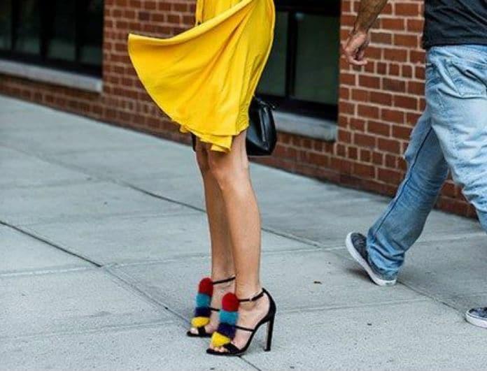 Σατέν, δέρμα και δίπατη σόλα είναι η φετινή μόδα για τα παπούτσια! Απογείωσε στυλιστικά την εμφάνιση σου!
