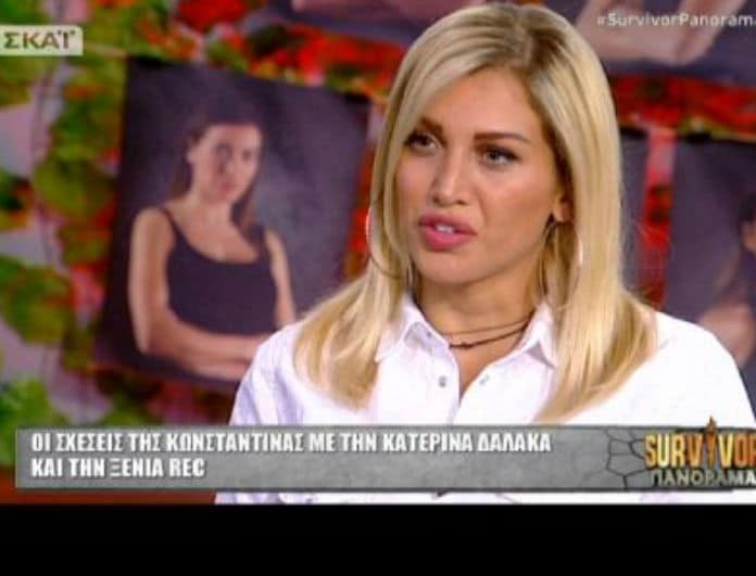 Survivor Πανόραμα: Η δημόσια απάντηση της Σπυροπούλου σε όσους την κατηγορούν για διπροσωπία! «Ας μου δώσουν και Όσκαρ»!