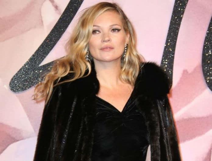 Κάντο όπως η Kate Moss! Τα μυστικά ομορφιάς της που χαρίζουν τέλειο δέρμα!
