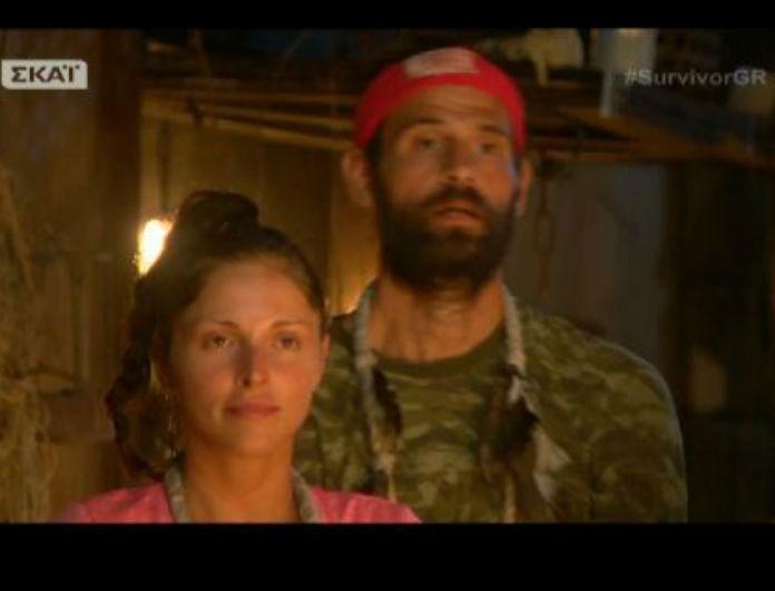 Survivor 2: Μπαρούτι ο Μουρούτσος με την Ξένια για τα μάτια του... Δρυμωνάκου! Η κίνηση που έφερε την έκρηξή του!