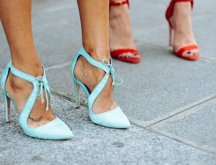 049361afd9 Colorful shoes  Η απόλυτη φετινή τάση για την Άνοιξη! Πως θα τα φορέσεις  σωστά!