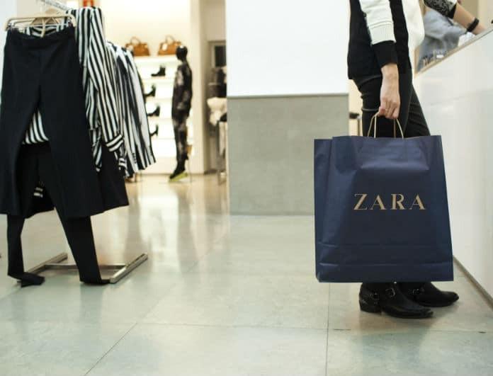 Shop it! Αυτό είναι το οικονομικό φόρεμα από τα Zara που δεν πρέπει να λείπει από την ντουλάπα σου!